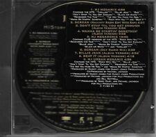 Michael Jackson HIStory LIFEstyle Promo CD w/ MJ MEGAMIX AND MEGAREMIX