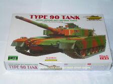 Kitech ZhengDefu 525 1/48 Japanese Type 90 Main Battle Tanque Tank Char
