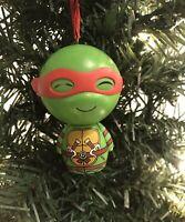 """Teenage Mutant Ninja Turtles Christmas Tree Ornament Raphael TMNT Ralph 3"""""""