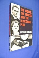 THE GIGOLO THE HEIRESS AND THE BLACKMAIL PLOT Richard Shears TRUE CRIME BOOK