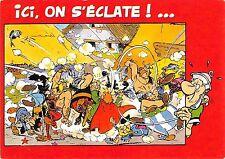 Carte postale Asterix