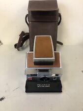 Polaroid SX - 70 Land Instant Camera, Unit And Case