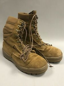 Belleville Men's Air Force Temperate Weather Combat Boots - Coyote - Great!