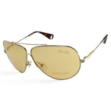 Michael Kors Aviator MKS177 756 Gold/Gold Sunglasses