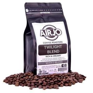 AIRJO Coffee Roasters - Twilight Blend - RICH & CREAMY - Whole Beans 1Kg