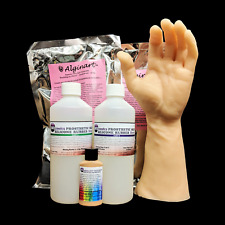 Silicone Hand/Body Casting & Alginate Life Casting Moulding kit 1.925kg