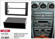 CARAV 11-001 Car Radio Stereo Face Facia Surround Trim Kit For AUDI SEAT 2DIN