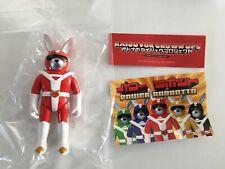 Luke Chueh Kaiju Power Rabbotto Bunny Power Ranger Possessed