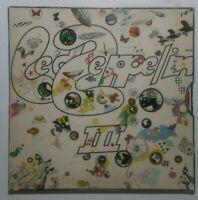 Led Zeppelin 3 vinyl SD-7201 Pinwheel LP Vinyl Record Album Jimmy Page