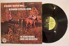 STUDIO ONE S.O.37 - BENNO WAGNER scarce 1975 scat beat sunshine pop/EZ/lounge LP