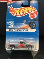 Mattel 1:64 Hot Wheels 1995 1996 First Editions Chevy 1500 2 of 12