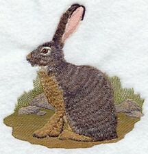 Embroidered Sweatshirt - Jackrabbit M1747