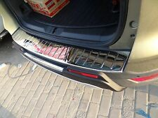 Stainless steel Rear Bumper Sill/Protector cover trim For Ford Escape 2012-2014