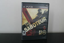 Saboteur (Sony Playstation 3, 2009) *Tested