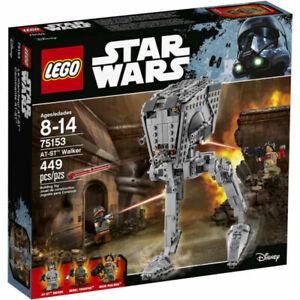NEW! LEGO STAR WARS AT-ST Walker 75153 Sealed Set