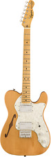 Squier Classic Vibe '70s Telecaster Thinline Natural, P/N 0374070521