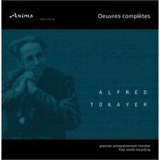 Alfred Tokayer, 1er enregistrement Mondial, nouveauté !