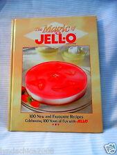 The Magic of JELLO Classic Cookbook
