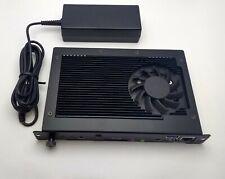 NEC Displays Slot-in PC Intel i5-4400E 2.7GHz 4GB RAM 64gb SSD 100013594 & PSU