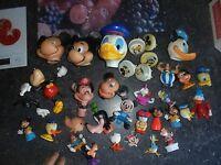 Pièces détachées : Mickey et ses Amis Plastique Donald Daisy Prises lumineuses