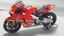 Marco Melandri. Honda Rc211V. MotoGp 2006 Minichamps 1/12