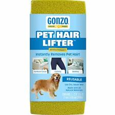 Gonzo Pet Hair Lifter - Remove Dog, Cat and Other Pet Hair from Furniture 1020D