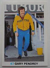 FKS Soccer Stars 1977-1978 NUMBER 47 GARY PENDREY
