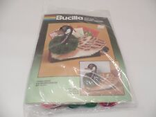 Bucilla Canada Goose Mail Holder Doorstop Cross Stitch Kit 61046 -- NEW