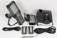 Symbol Motorola MC9090-GF0JBFGA2WR 43Key CE5 Mono CRD9000 Kit 6 Month Warranty