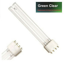 PLL 18W 24W 36W 55W 4-Pin Lamp Spare Pond Filter UV UVC Bulb Tube Light Watt