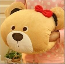 Free Shipping New Plush Teddy Bear Hand Warm Soft Toy Stuffed Animal Hold Pillow