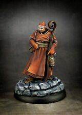 Brother Roberto Cleric Reaper Miniatures Dark Heaven Legends Monk Melee Caster