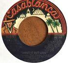 "KISS - Shout it out Loud / Sweet Pain Casablanca NB854 7"" Vinyl USA"