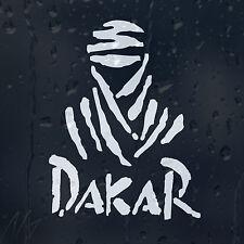 Auto Dakar Paris Rally Race Logo Car Window Door Bumper Decal Vinyl Sticker
