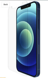 Belkin Iphone 12 Pro Max Tempered Glass and Privacy Protector