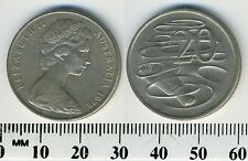 Australia 1978 - 20 Cents Copper-Nickel Coin - Platypus - Q. Elizabeth II