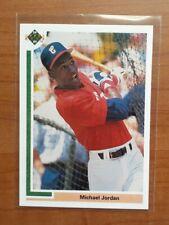 1991 Upper Deck Michael Jordan Sp1 Chicago White Sox Baseball Rookie Card