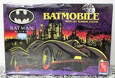 Batmobile Jet Turbine Engine 1/25 Model Kit Batman Returns Amt Ertl 1992 New