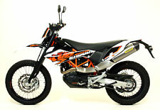 Terminale Race-Tech in con fondello Arrow KTM 690 Enduro R 2009>2016