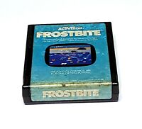 Frostbite (Atari 2600, 1983) Cart Only, Tested