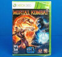 Mortal Kombat (Microsoft Xbox 360) Unopened
