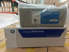 1 Pc Hp Desingjet Z6100 / Z 6100 Light Cyan Uv Ink 775Ml Cartridge Hp 91 Series