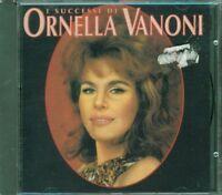 Ornella Vanoni - I Successi Cd Sigillato Spedito 48H
