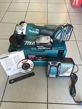 Makita DGA504RMJ DGA504 RMJ 2 x 4,0 Ah im Makpac - Akku Winkelschleifer