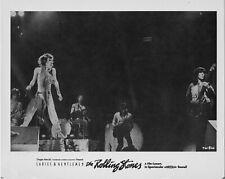LADIES AND GENTLEMEN THE ROLLING STONES original 1974 concert film lobby photo