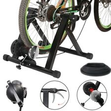 Rollentrainer 6 GANG Fahrrad klappbar Fahrradtrainer 150 kg Heimtrainer