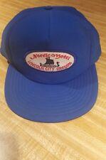 Nordic Motel Lincoln City Oregon Vintage Snapback Hat 80s 90s Oceanfront Inn