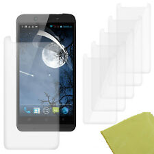 5 Pack PET Film Screen Protector Guard For Cubot One