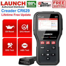 LAUNCH CR629 Car OBD2 Scanner Code Reader Engine ABS SRS Airbag Diagnostic Tool