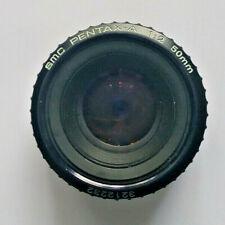 SMC Pentax-A 1:2 50mm Nero Lens